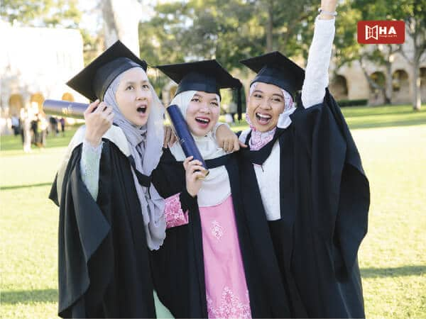 Thành tích nổi bật Đại học Queensland