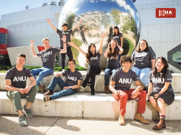 Thành tích nổi bật đại học quốc gia Úc