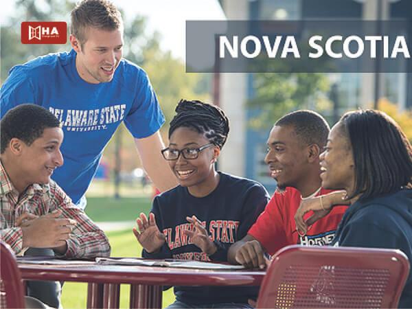 Thông tin chung tại trường cao đẳng Nova Scotia