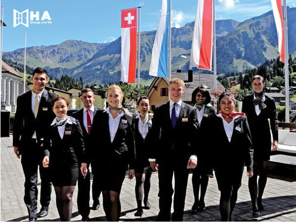 Tổng quan Du học Thụy Sĩ ngành Quản trị Khách sạn