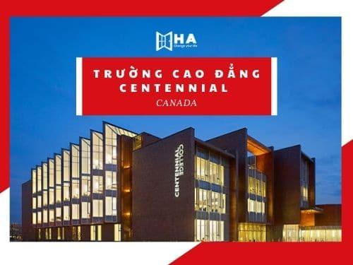 Trường cao đẳng Centennial Canada