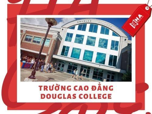 Du học Canada tại trường cao đẳng Douglas College