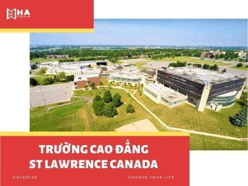 Trường cao đẳng ST Lawrence Canada