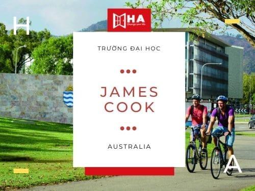 Trường đại học James Cook Úc