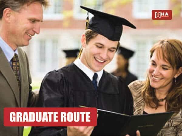 Lộ trình sau đại học dành cho sinh viên (Graduate Route)