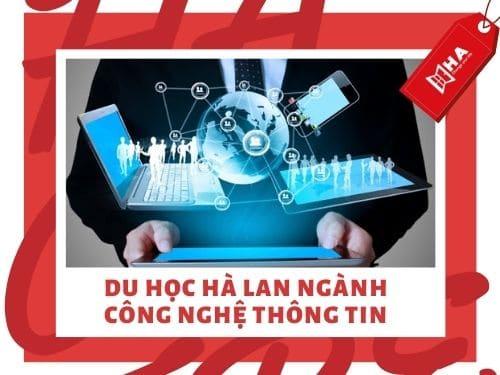 Du học Hà Lan ngành công nghệ thông tin