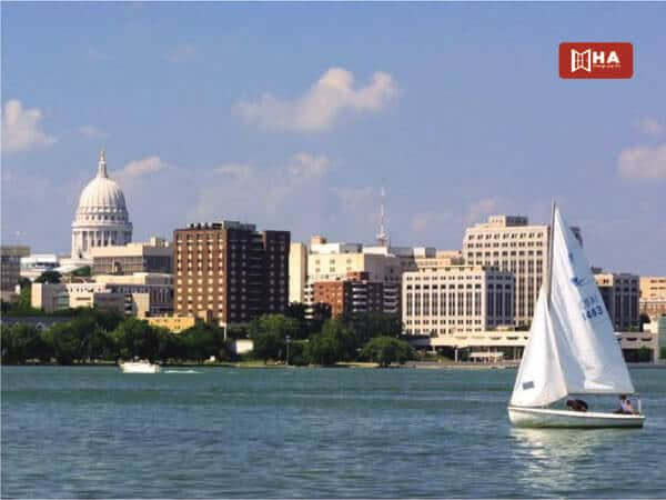 Du học Mỹ nên chọn Bang Wisconsin