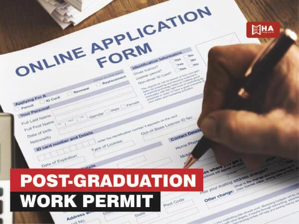 Giấy phép làm việc sau tốt nghiệp (PGWP) với sinh viên học online bên ngoài Canada
