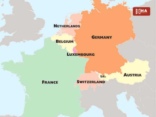 Cửa ngõ vào châu Âu
