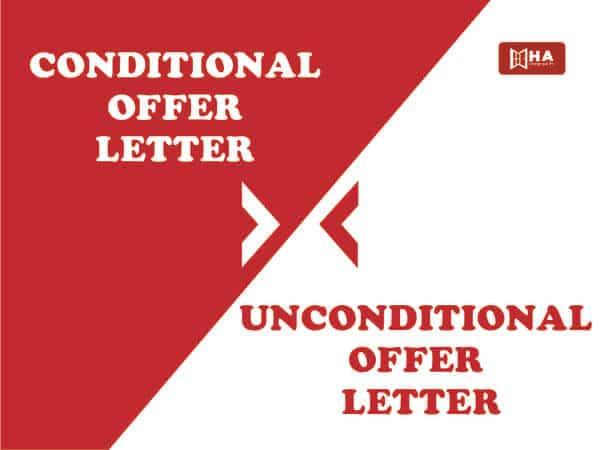 Phân loại thư mời nhập học