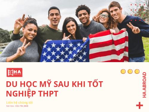Du học Mỹ sau khi tốt nghiệp THPT: Lộ trình hoàn hảo