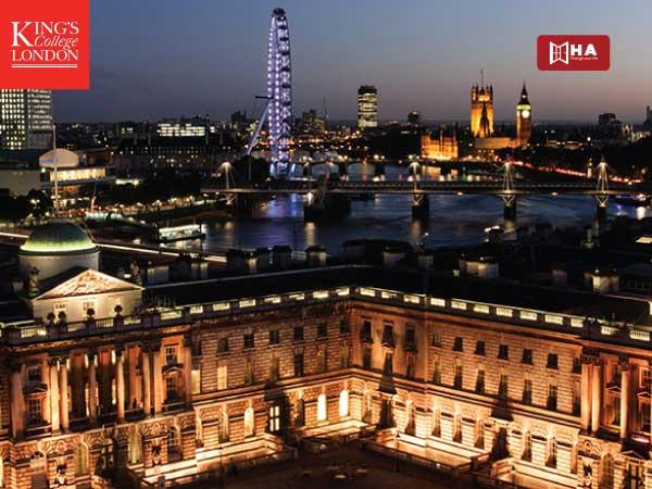 Giới thiệu chung về King's College London