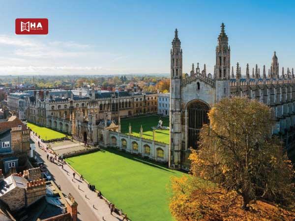 Giới thiệu chung trường Đại học Cambridge