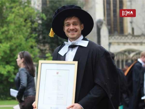 Học bổng Cambridge University