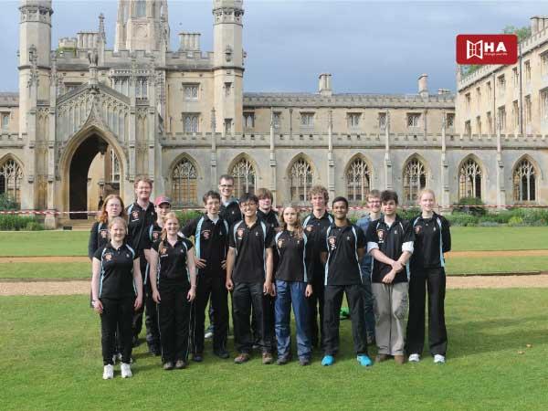 Học phí & Yêu cầu đầu vào University of Cambridge