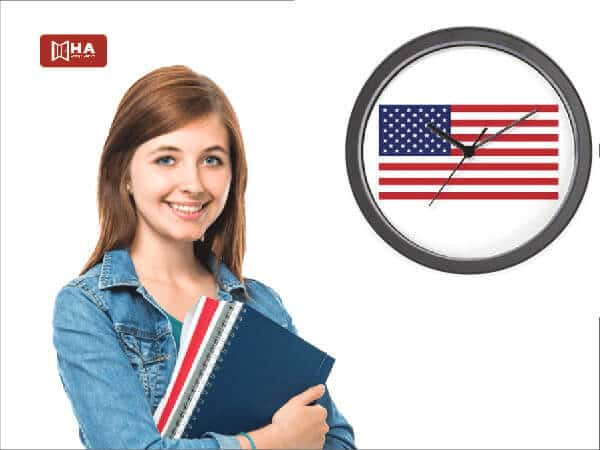 Thời gian xin visa du học Mỹ mất bao lâu?
