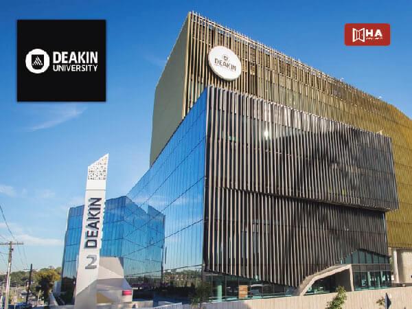 Tổng quan về Đại học Deakin