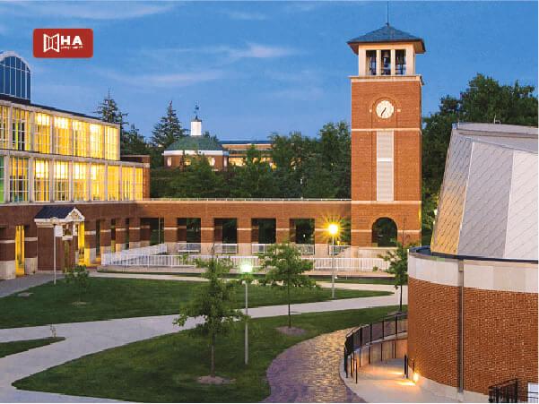 Đại học bang Truman trường đại học ở mỹ có học phí thấp