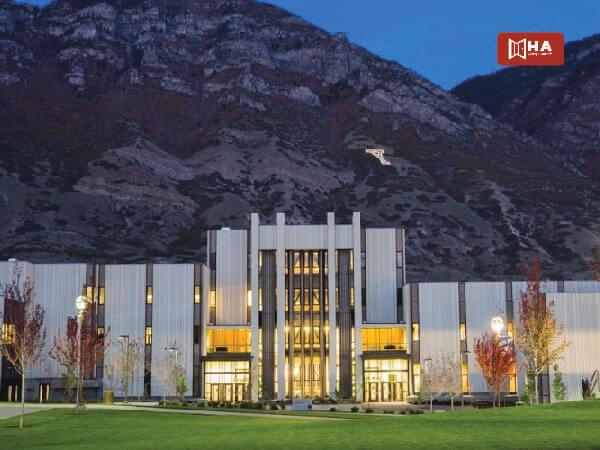 Đại học Brigham Young trường đại học ở mỹ có học phí thấp