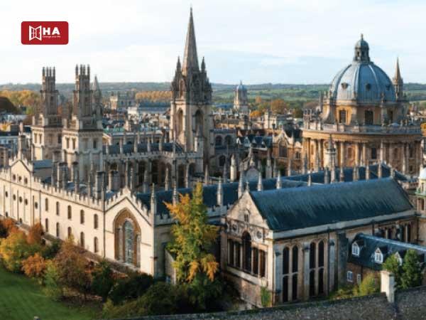 Giới thiệu chung Trường đại học Oxford