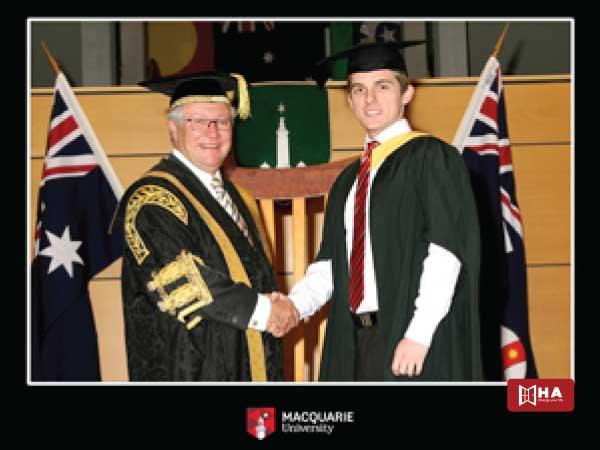 Học bổng Macquarie Mniversity 2020