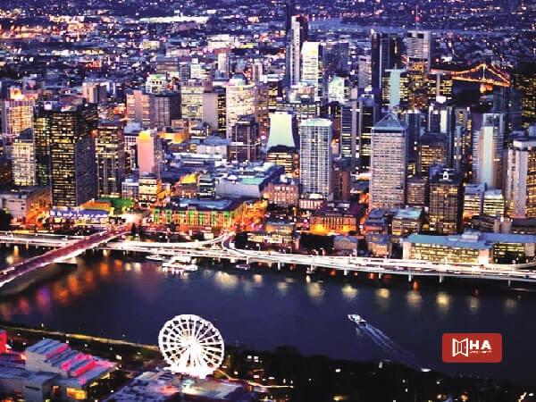 Các khu vực trong thành phố Melbourne và Sydney