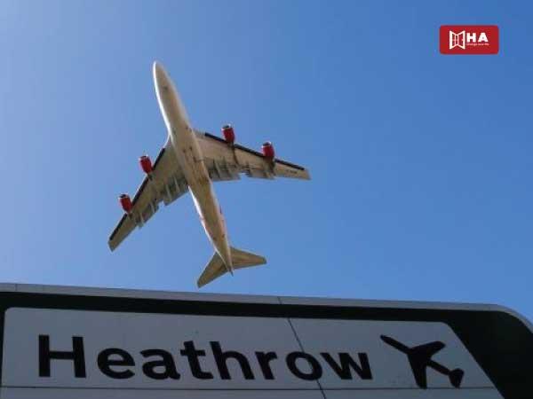 Máy bay các phương tiện giao thông ở anh