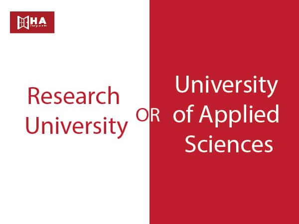 Phân biệt Đại học Ứng dụng và Đại học Nghiên cứu ở Hà Lan