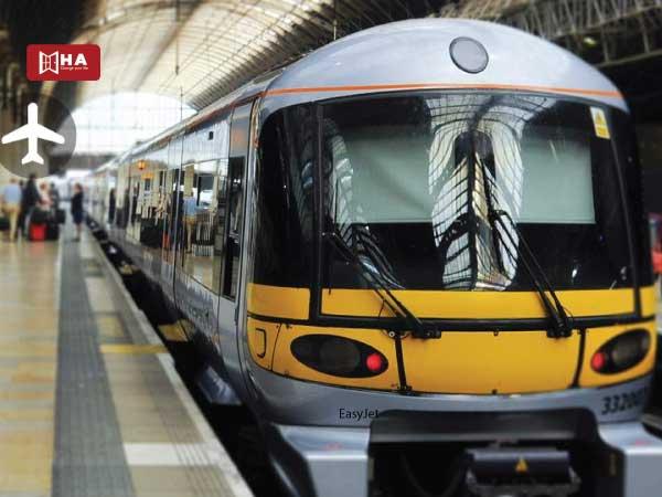Tàu hỏa các phương tiện giao thông ở anh