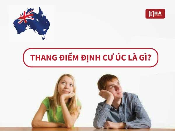 Thang điểm định cư Úc là gì?