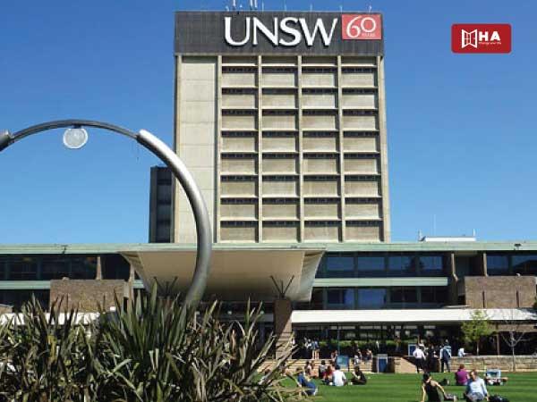 Thông tin về Đại học New South Wales