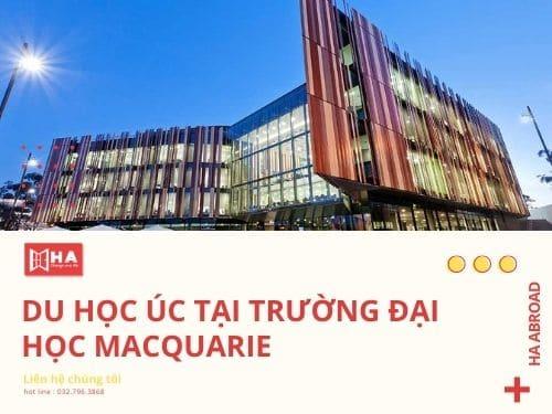 Trường đại học Macquarie - TOP 10 trường đại học tốt nhất tại Úc