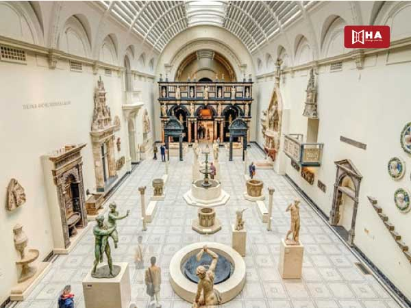 Các bảo tàng và phòng trưng bày nghệ thuật