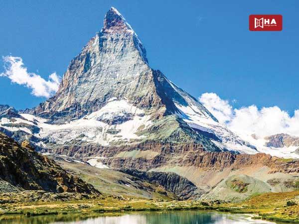 Núi Matterhorn, đỉnh núi cao nhất Thụy Sĩ