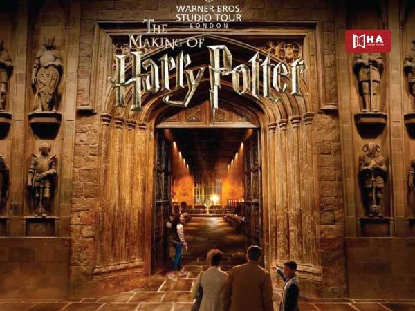 Thế giới Harry Potter