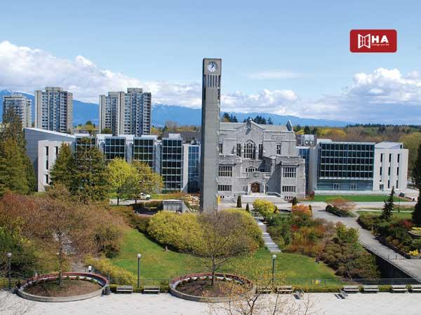 trường đại học British Columbia
