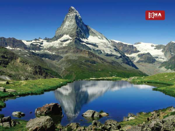 Khám phá dãy núi Alps