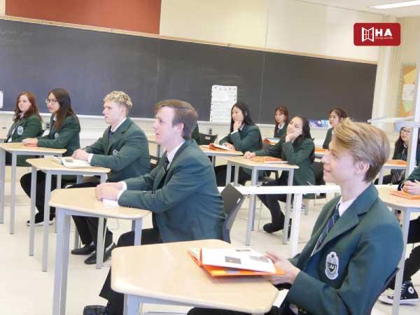 Lộ trình du học Canada lớp 12