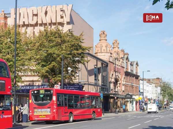 Quận Hackney