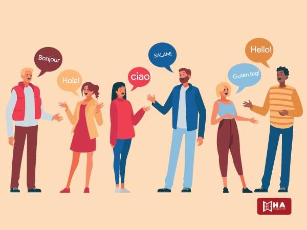cách tính điểm định cư Canada Ngôn ngữ – Language