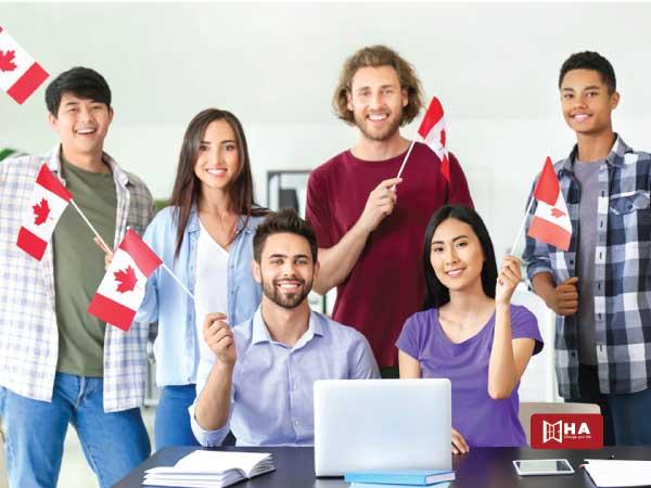 Dễ dàng nhập cư khi du học cao đẳng canada