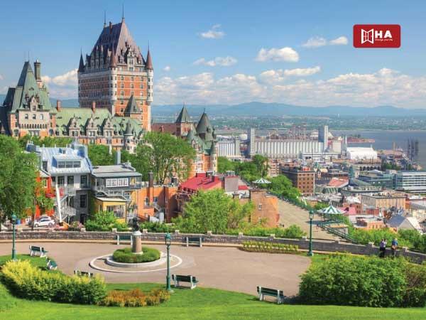 Du học Canada nên chọn bang nào Montreal – Bang Quebec