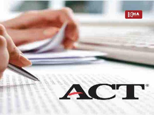 du học Mỹ bậc Đại học thi ACT