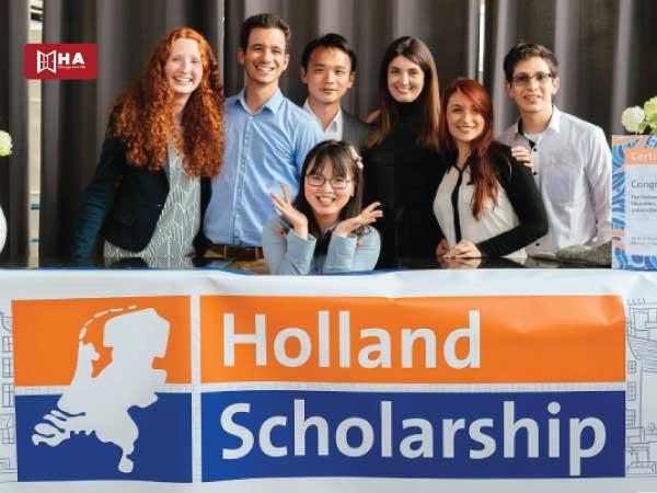 học bổng hà lan Holland Scholarship