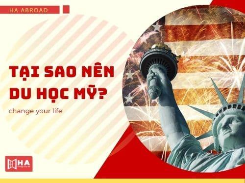 Tại sao nên du học Mỹ bạn biết chưa?