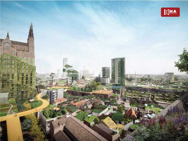 Thành phố Eindhoven thành phố khi du học Hà Lan