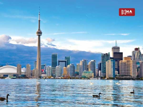 Vùng thứ 2: Tỉnh bang Ontario