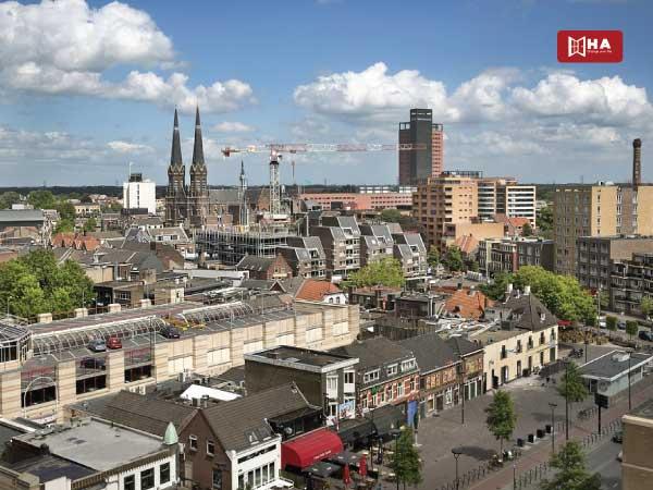 Thành phố Tilburg thành phố khi du học Hà Lan