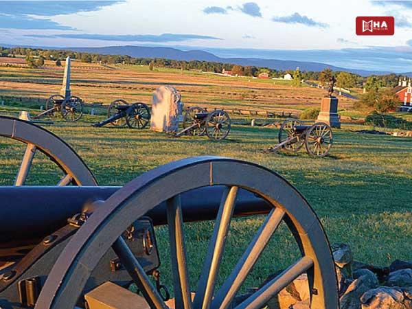 Đến thăm Gettysburg