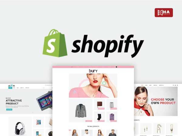 Bán hàng online với Shopify